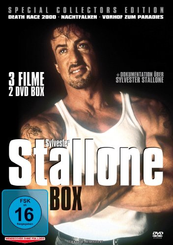 Sylvester Stallone Box (Special Collector's Edition, 2 Discs) [Special Edition]