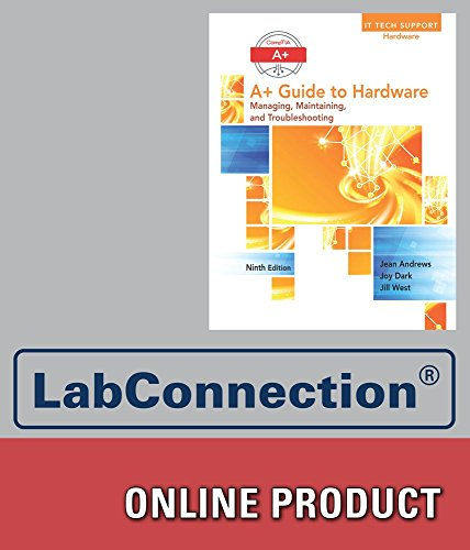 labconnection-for-andrews-a-guide-to-hardware-9th-edition