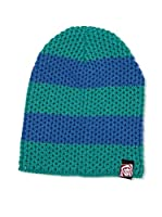THE INDIAN FACE Gorro (Verde / Azul)
