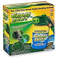 Grass Shot Soak & Seed Spray System