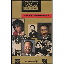 Ebony/Jet Guide to Black Excellence: The Entrepreneurs (John H. Johnson, Joshua Smith, Oprah Winfrey)