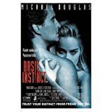 (27x38) Basic Instinct (Thriller) Movie Poster