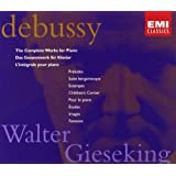 Debussy: The Complete Works For Piano ~ Claude Debussy