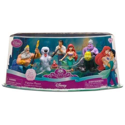 Little Mermaid Bathroom Set