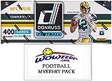 2016 Donruss NFL Football MASSIVE 400 Card Factory Set Loaded with SUPERSTARS & 100 ROOKIES Including Carson Wentz, Dak Prescott & More! Plus Bonus Wowzzer Mystery Pack with AUTOGRAPH or MEMORABILIA !