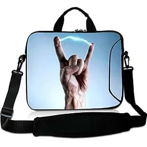 Amazon.com: Art Laptop Case,Laptop Shoulder Bag with Yumor Znaki