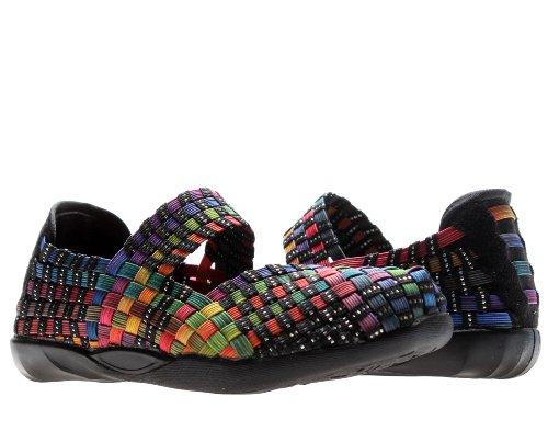 Bernie Mev Cuddly Casual Flats Girls Shoes Cuddlyk-Blmt Black 33 Eur front-397361
