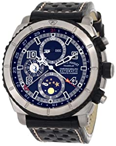 Armand Nicolet Men's T618A-GR-P760NR4 S05 Sporty Automatic Titanium Watch from Armand Nicolet