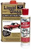 Liquid Glass Ultimate Auto Polish & Pre-Cleaner Combo