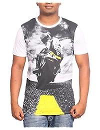 Absolute F Men Cotton T-Shirt - B00WEGN9QK