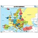 Poster des États européens