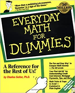 math percentages for dummies