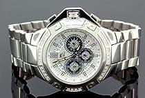 Techno Master Diamond Watch TM-2108 0.25 ct