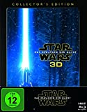 Star Wars - Das Erwachen der Macht  [3D-Blu-ray] (+ 2D-Blu-ray + Bonus-Blu-ray) [Collector's Edition] - Mit Harrison Ford, Mark Hamill, Carrie Fisher, Peter Mayhew, Kenny Baker