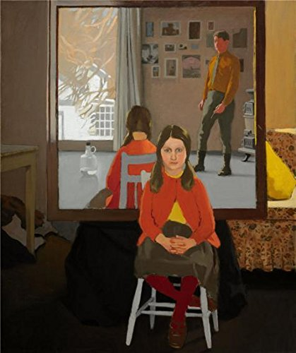 oil-painting-fairfield-porterthe-mirror1966-24-x-29-inch-61-x-73-cm-on-high-definition-hd-canvas-pri