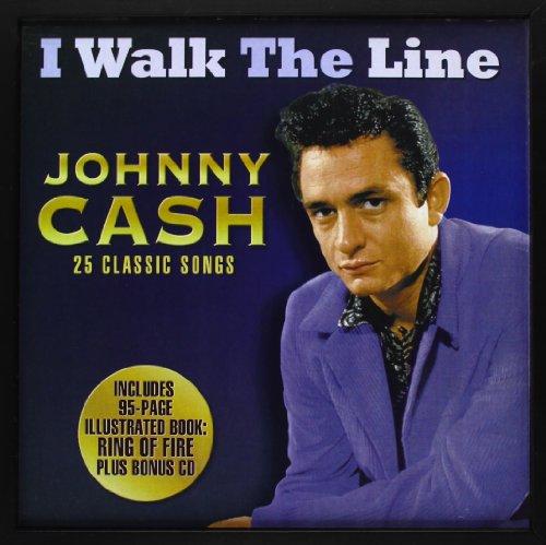 Johnny Cash - I Walk the Line (CD)