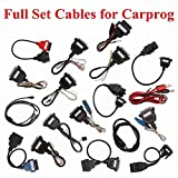 Haimall Full Set Cables Of Carprog Full cables