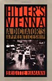 img - for Hitler's Vienna: A Dictator's Apprenticeship book / textbook / text book