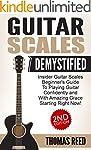Guitar: Guitar Scales Demystified; Be...