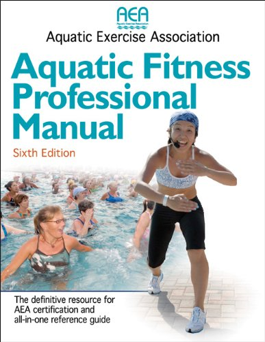 Aquatic Fitness Professional Manual - 6th Edition
