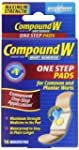 Compound W wart remover medicated max...