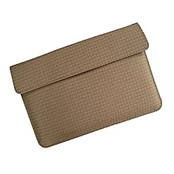 i-KitPit : PU Leather Pouch Case For Lava Xolo Tab 8 QC800 (BEIGE)