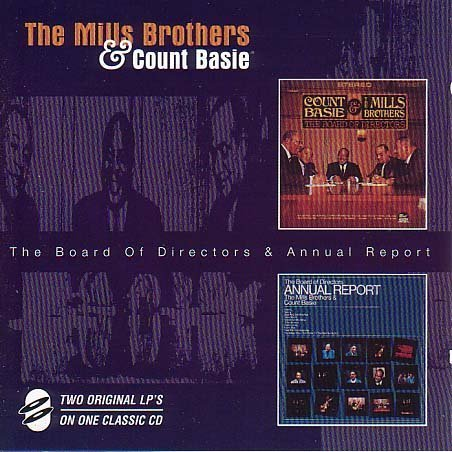 The Mills Brothers - Board of Directors - Zortam Music