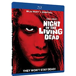 Night of the Living Dead (50th Anniversary) [Blu-ray]
