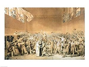 an analysis of the tennis court oath by jacques louis david Drawing by jacques-louis david of the tennis court oath david later became a deputy in the national convention in 1792 the tennis court oath.