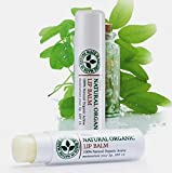Mistine 100% Natural Organic Lip Balm And Treatments Spf 15, 2.75 G