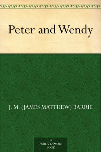 Peter and Wendy (Peter Pan Kindle compare prices)