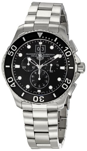 Tag Heuer Aquaracer Grande Date Mens Watch CAN1010.BA0821