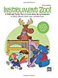 img - for Instrument Zoo!: A Wild and Wacky Way to Learn about the Instruments! A Reproducible Coloring Book with Sound Samples, Book & CD book / textbook / text book