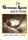 img - for The German Lied and Its Poetry by Elaine Brody (1971-10-01) book / textbook / text book