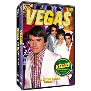 Vega$, Season 2 starring Tony Curtis.