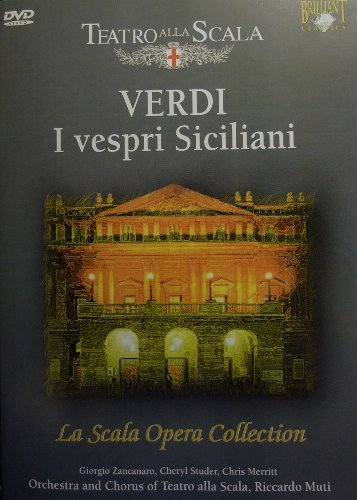 La Scala Opera Collection - Verdi: I Vespri Siciliani - Various Artists [2007] [DVD]