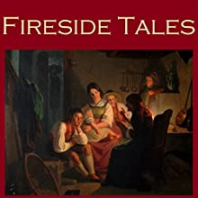 Fireside Tales: Sixty Short Stories of Ghosts, Mysteries, Crimes and Puzzles (       UNABRIDGED) by O. Henry, H. P. Lovecraft, W. F. Harvey, Mark Twain, Robert E. Howard, A. J. Alan, Arthur Conan Doyle Narrated by Cathy Dobson