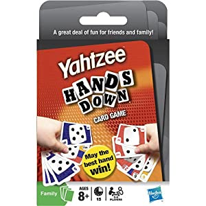 Yahtzee Hands Down Card Game!