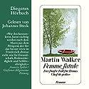 Femme fatale (Bruno Courrèges 5) Audiobook by Martin Walker Narrated by Johannes Steck