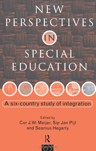 New Perspectives in Special Education: A Six-country Study of Integration