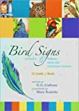 img - for Bird Signs : Guidance & Wisdom From Our Feathered Friends (52 Cards w/ Book) book / textbook / text book