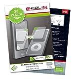 """atFoliX FX-Mirror Displayschutzfolie f�r Samsung Galaxy S Plus (3 St�ck)von """"Displayschutz@FoliX"""""""
