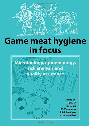 Game Meat Hygiene in Focus: Microbiology, Epidemiology, Risk Analysis and Quality Assurance