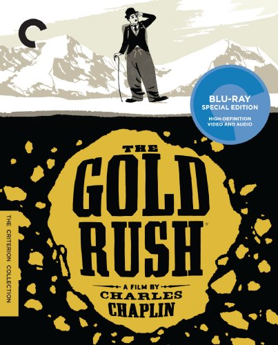 Cover art for  The Gold Rush (The Criterion Collection) [Blu-ray]