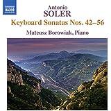 Antonio Soler: Sonatas Nos. 42-56