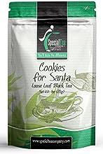 Special Tea Loose Leaf Black Tea Sampler Cookies for Santa 1 Ounce