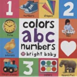 Big Board Books Colors, ABC, Numbersby Roger Priddy