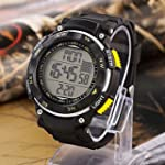 Buy Men'S Mechanical Digital Silicon...