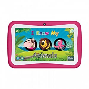 "7"" Munchkinz KidsTablet Android 4.1 Capacitive MultiTouch Display"