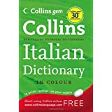 Collins Gem Italian Dictionary (Collins Gem)by Kolektif